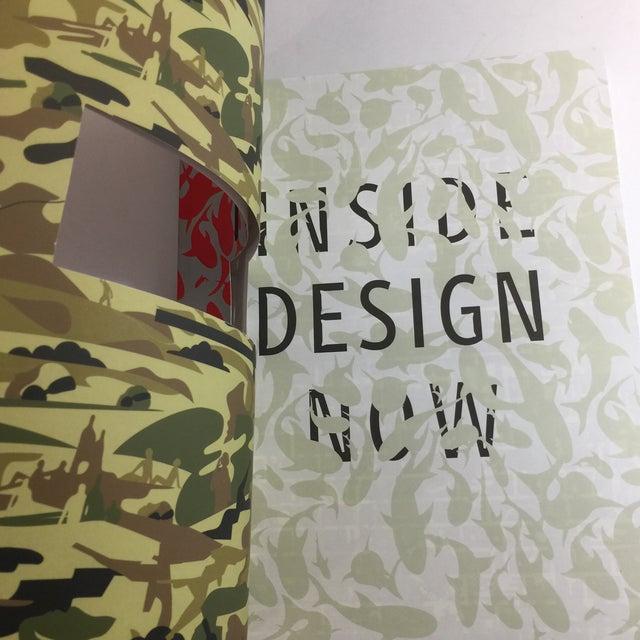 Inside Design Now National Design Triennial by Ellen Lupton, Donald Albrecht, Susan Yelavich and Mitchell Owens. New York:...