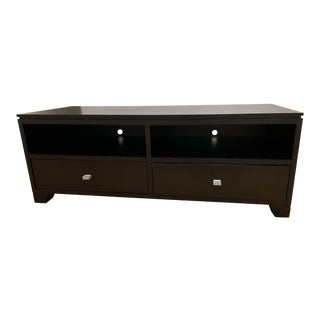 Room and Board Maple Media Cabinet For Sale
