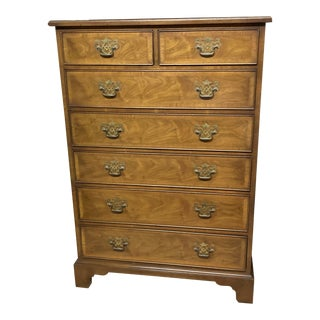 Henredon 18th Century Portfolio Dresser For Sale
