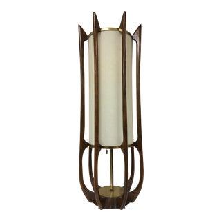 1960s Mid-Century Modern Modeline Sculptural Lamp For Sale