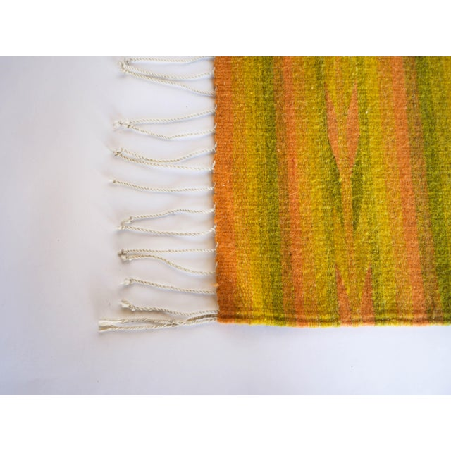 "Neon Wool Rug - 2'7"" x 4'11"" - Image 7 of 7"