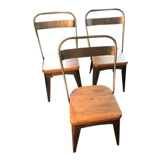 West Elm Side Chairs - Set of 3