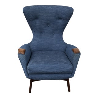 Mid Century Modern Adrian Pearsall for Craft Associates Chair For Sale