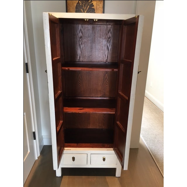 Antique Ivory Cabinet - Image 5 of 5