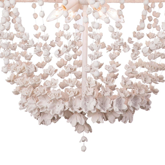 Traditional Vanessa Basin Chandelier For Sale - Image 3 of 7