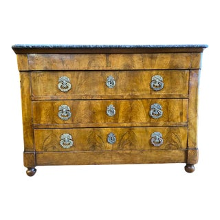 Late 19th Century Louis Philippe Chest of Drawers For Sale