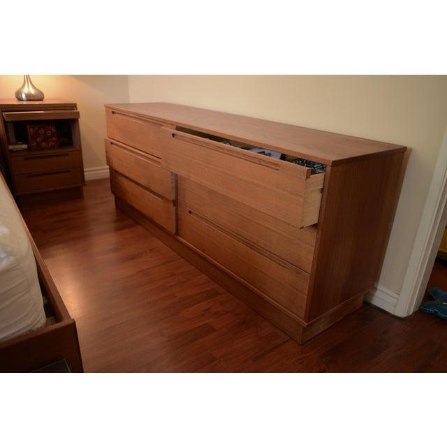 Scan Design Danish Modern Teak Dresser - Image 4 of 4