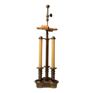 Industrial Modern Steampunk Lamp Ethan Allen For Sale