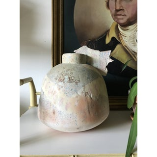 Art Deco Clay Vase Sculpture Preview