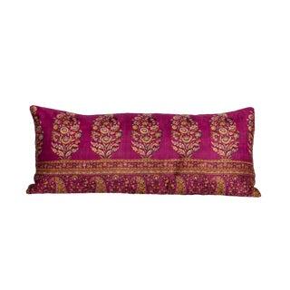 Lulu Dk Indian Print Lumbar Pillow