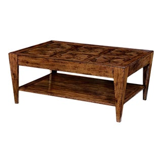 Scarborough House Rectangular Hand Cocktail Table For Sale