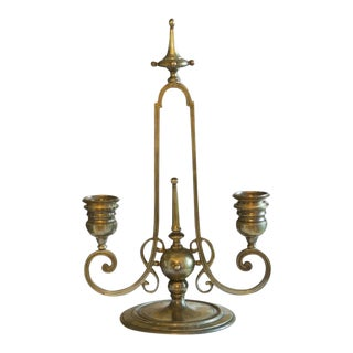 20th Century Vintage Barbedienne Candelabra For Sale