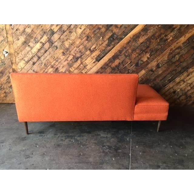 Mid Century Style Custom Day Bed Sofa - Image 6 of 6