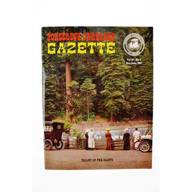 Horseless Carriage Gazette Magazines - 1965 Full Year - Collectible For Sale - Image 5 of 10