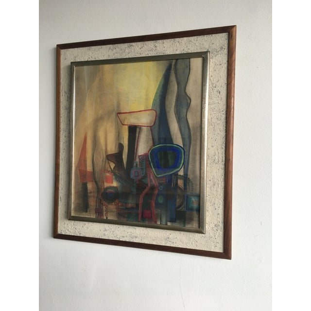 Modern Interiors Abstract Painting - Image 9 of 10