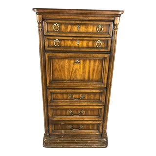 Cameo Heritage Wood Fall-Front Desk
