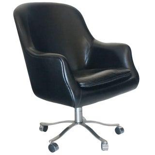 Vintage Nicos Zographos Bucket Chair For Sale
