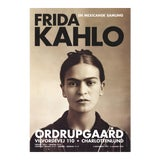 """Image of Guillermo Kahlo Frida Kahlo (1932) 39.25"""" X 27.5"""" Poster 1997 Photography Brown For Sale"""