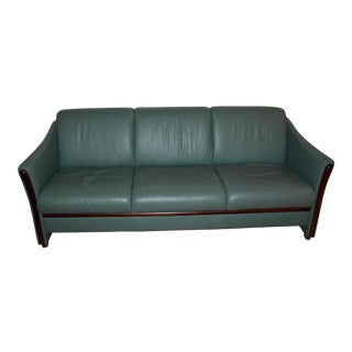 Ekornes Leather Silvia Sofa