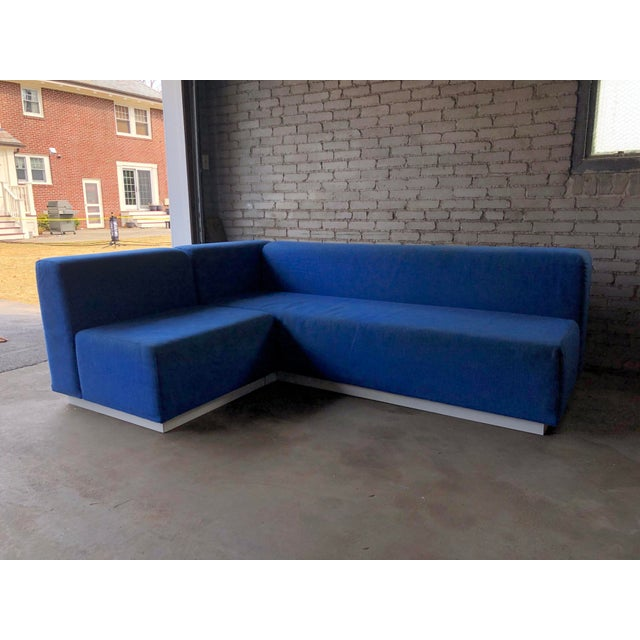 Vintage 1972 Knoll Modular Sectional Sofa For Sale - Image 13 of 13