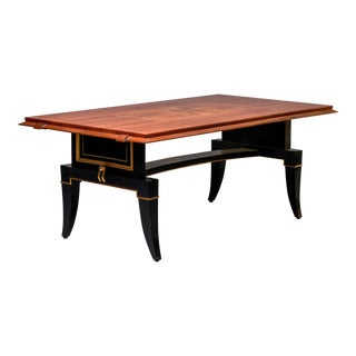 Art Deco Dining Table, France, 1940s For Sale