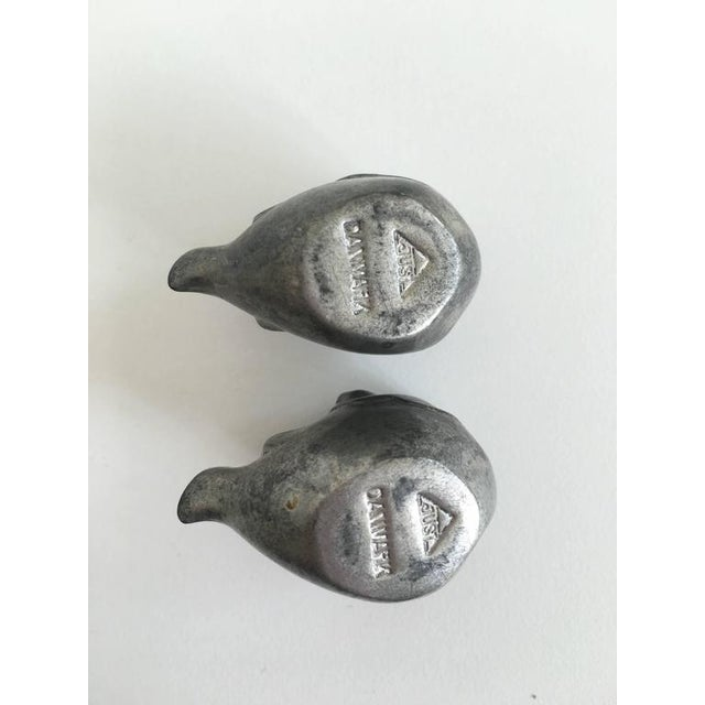 Just Andersen Miniature Fish Candle Holders - A Pair For Sale - Image 10 of 10