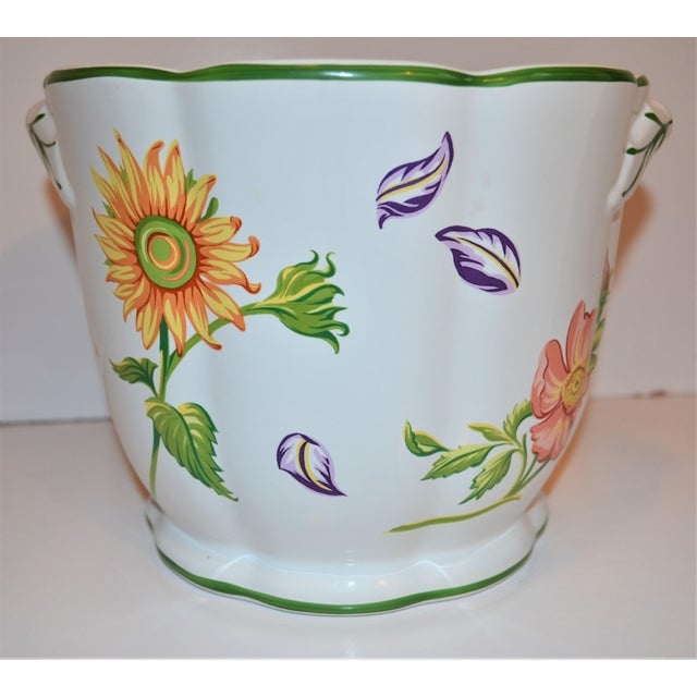 "Vintage Tiffany & Company ""Petals"" Cachepot For Sale - Image 10 of 13"
