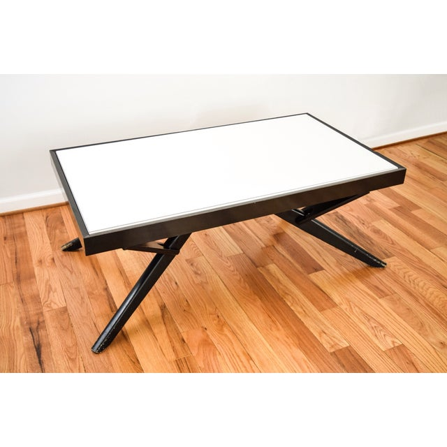 Mid Century Castro Convertible Coffee/Dining Table - Image 7 of 8