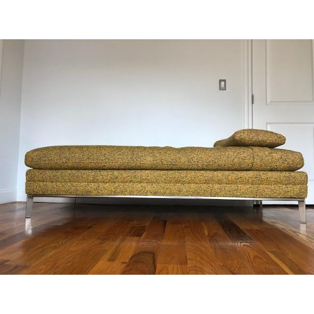 Striking and brand new, limited edition daybed bought from ABC Carpet and Home. Selling to make room for another piece.