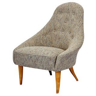 "Kerstin Hörlin-Holmquist ""EVA"" Chair For Sale"
