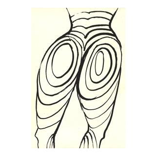 Alexander Calder-derriere Le Miroir No.173-1968 Lithograph