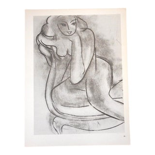 Vintage Mid 20th Century Lithograph-Henri Matisse For Sale