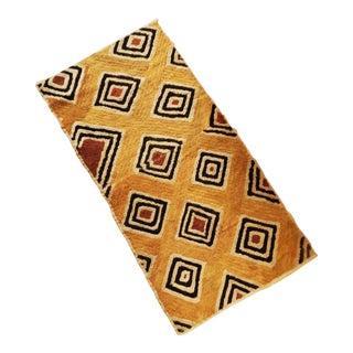 Raffia cloth Shoowa Kasai velvet Congo