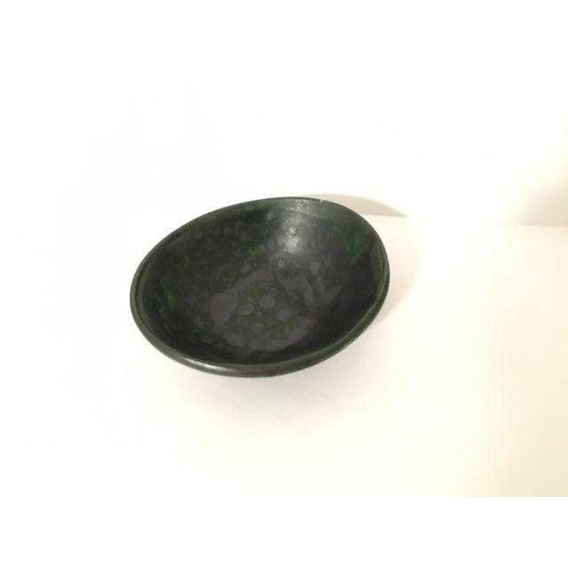 Green Studio Ceramic Bowl - Image 4 of 8