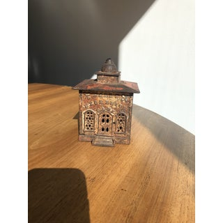 """1869 Antique Mechanical Bank """"Hall's Excelsior"""" Preview"""