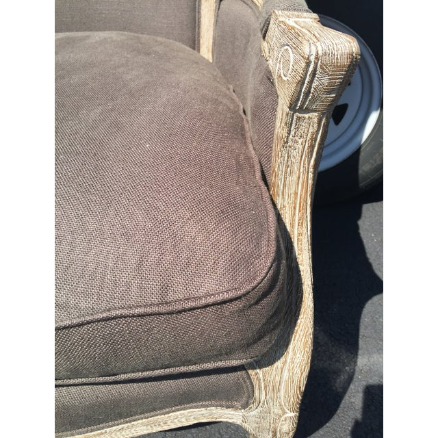 Restoration Hardware Versailles Dome Chairs - Pair For Sale - Image 5 of 6