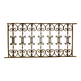 Late 19th Century French Antique Gate For Sale