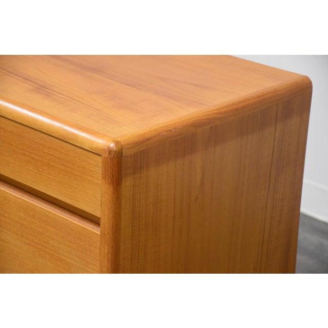 Nordisk Andels-Eksport Danish Modern Teak Dresser by Nordisk Andels-Eksport For Sale - Image 4 of 12