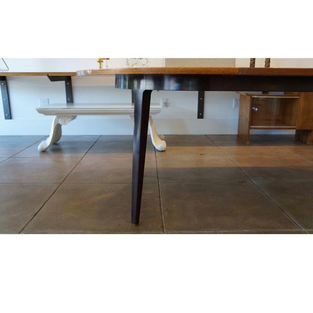 1950s Edward Wormley Dining Table For Sale In Los Angeles - Image 6 of 9