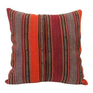 Turkish Handmade Decorative Pillow For Sale