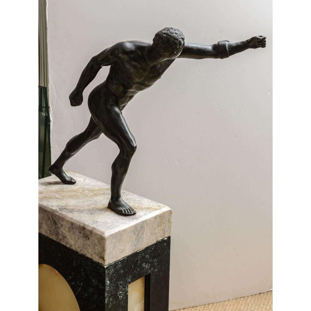 Bronze Sculpture of the Borghese Gladiator - Image 9 of 10