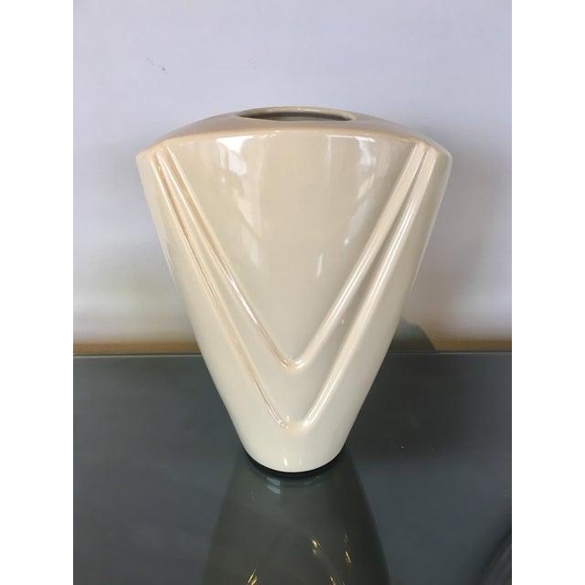 Vintage Art Deco Vase Chairish