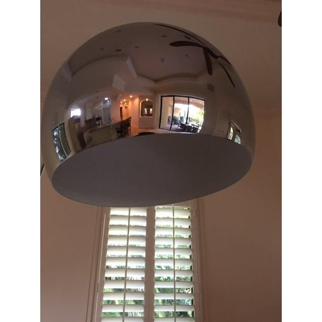 Arco Chrome Floor Lamp - Image 3 of 4