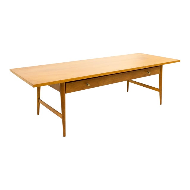 Mid-Century Modern Paul McCobb Planner Group Coffee Table For Sale