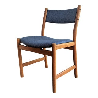 1960s Danish Modern Side Chair For Sale