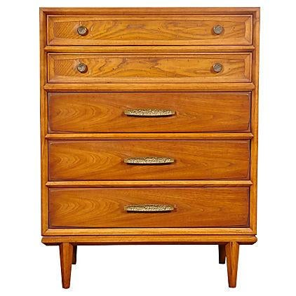 1960's Drexel Heritage Chest of Drawers - Image 1 of 6