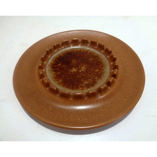 Mid Century Modern Robert Maxwell Studio Pottery Ashtray Preview