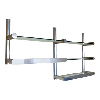 Orba Wall Shelves by Janet Schwietzer for Pace Collection For Sale