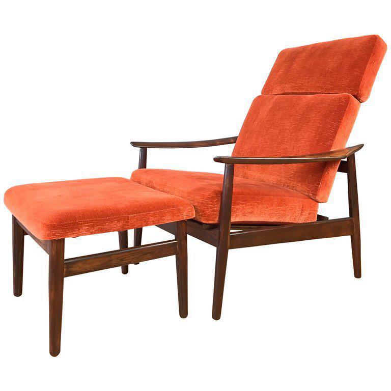 vintage used danish modern seating chairish