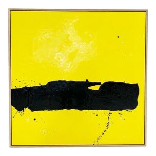"""John O'Hara. Tar, 8. 49x49"""" Encaustic Painting For Sale"""